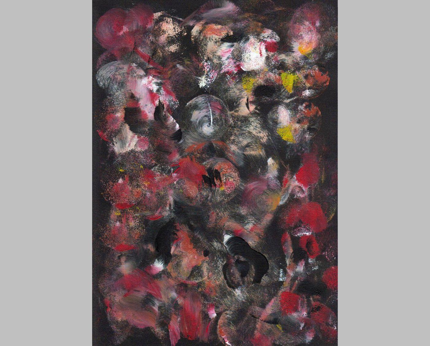 Träume (2013, 21 x 29,7 cm, A4)