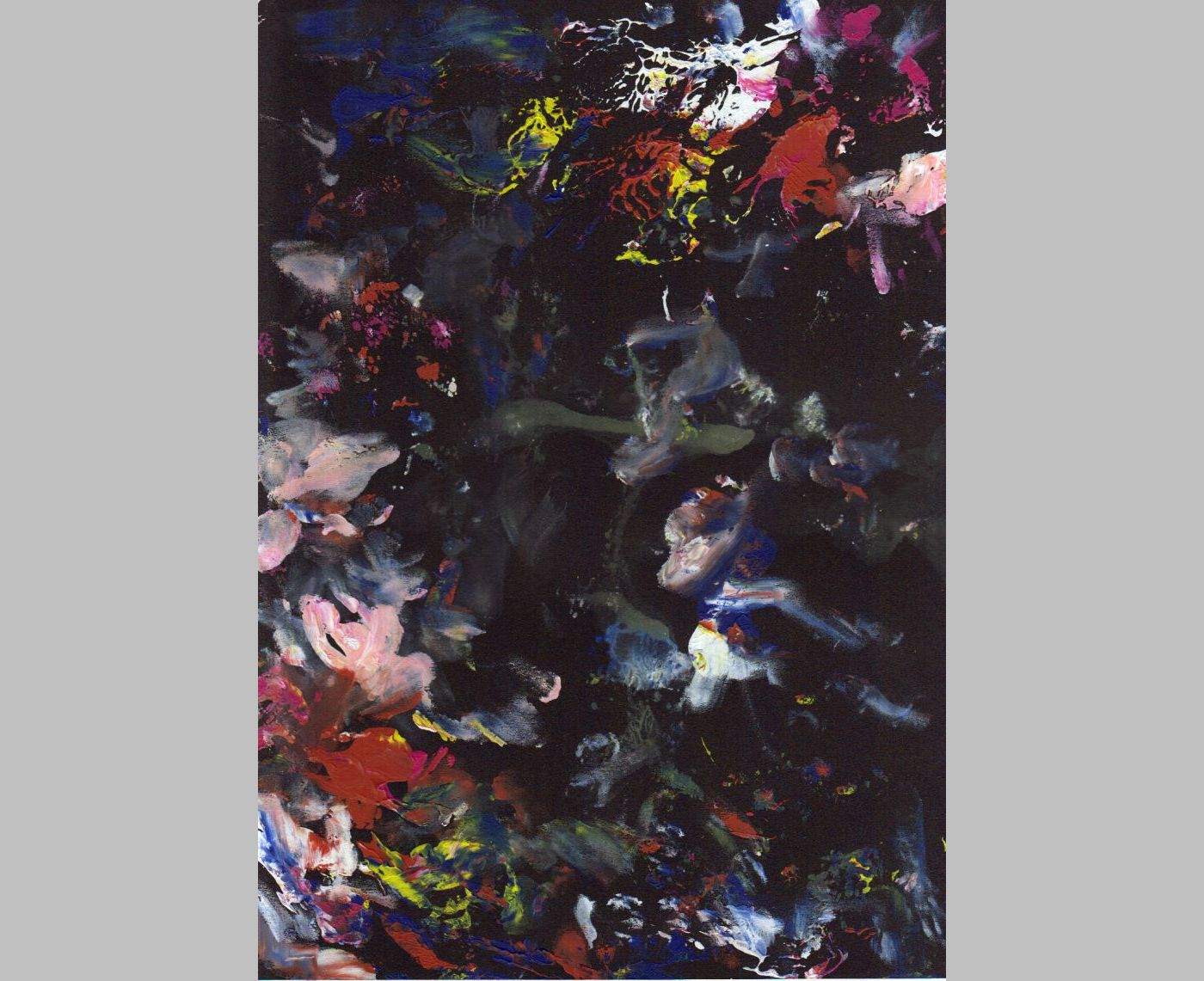 Deepsea One (1, 2013, 21 x 29,7 cm, A4)