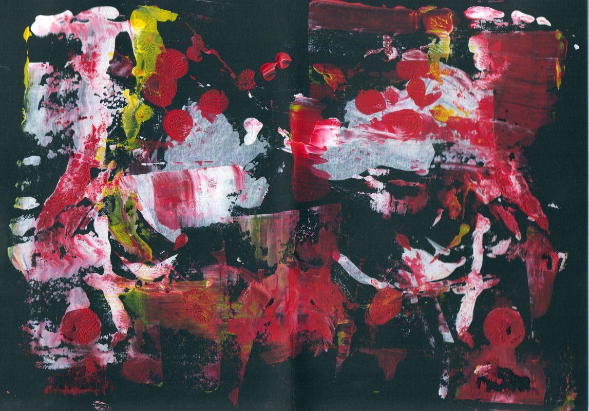 Ohne Titel (2013, 21 x 29,7 cm, A4)