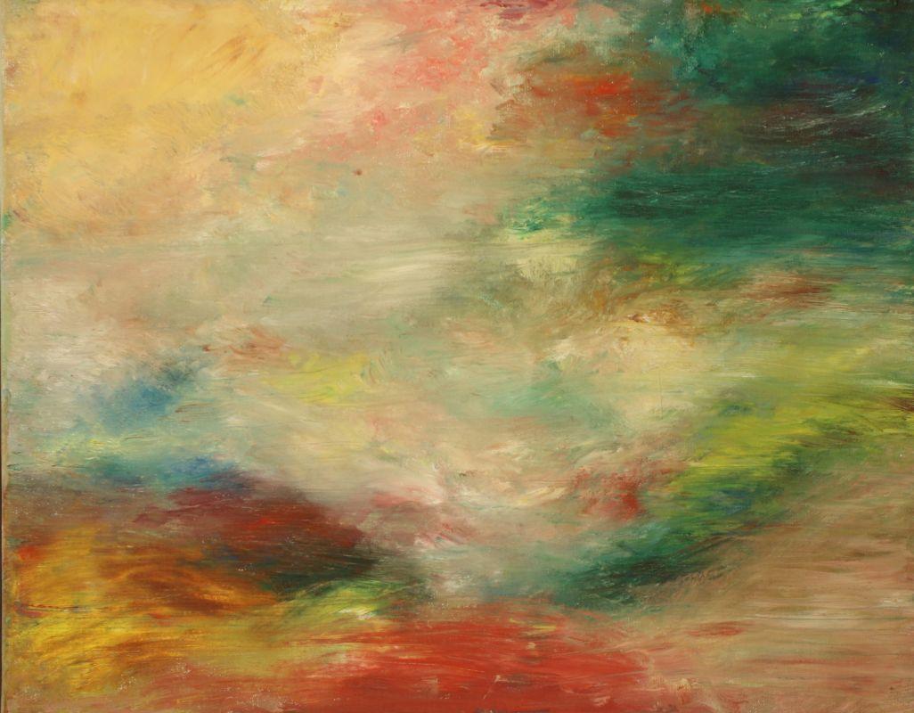 Fließende Träume (2013, 40 x 50 cm)