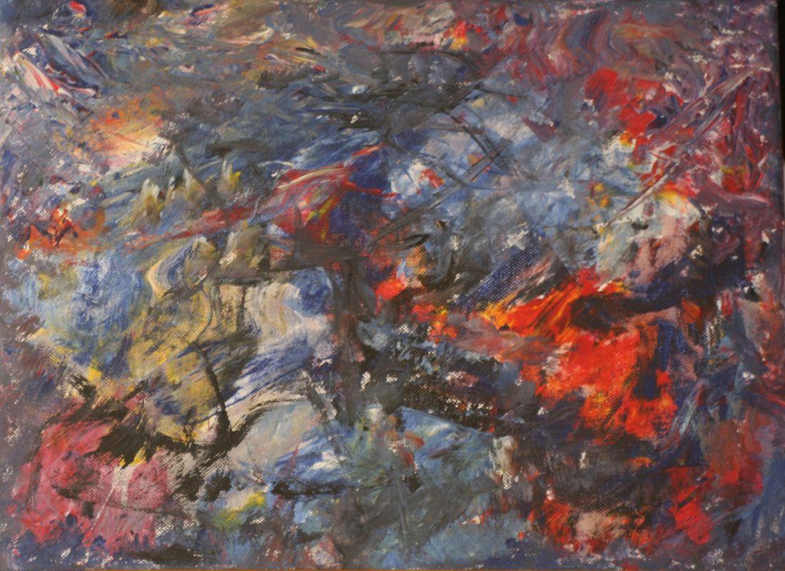 Ohne Titel (2013, 30 x 40 cm)