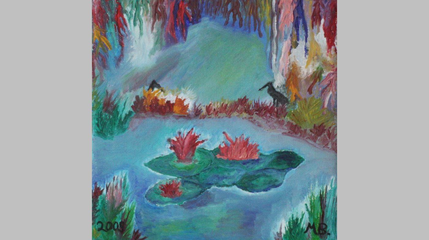 Ohne Titel (2009, 15 x 15 cm)