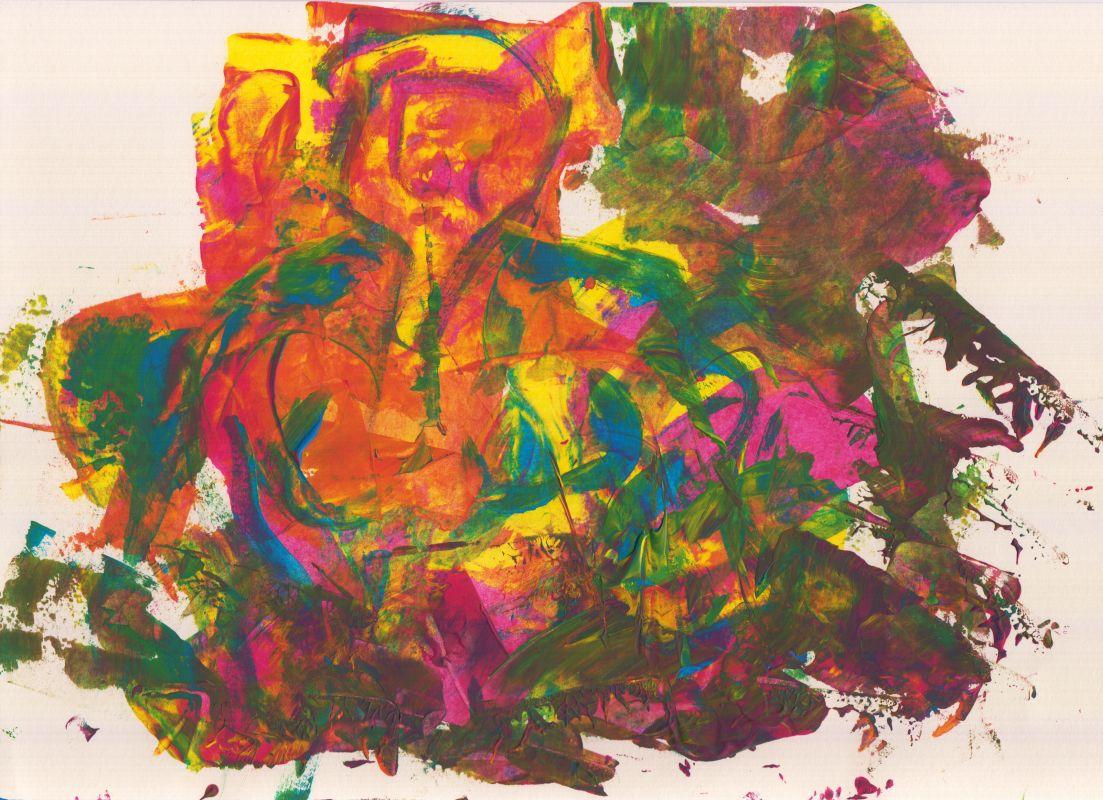 Wirrwarr (2014, 21 x 29,7 cm, A4)