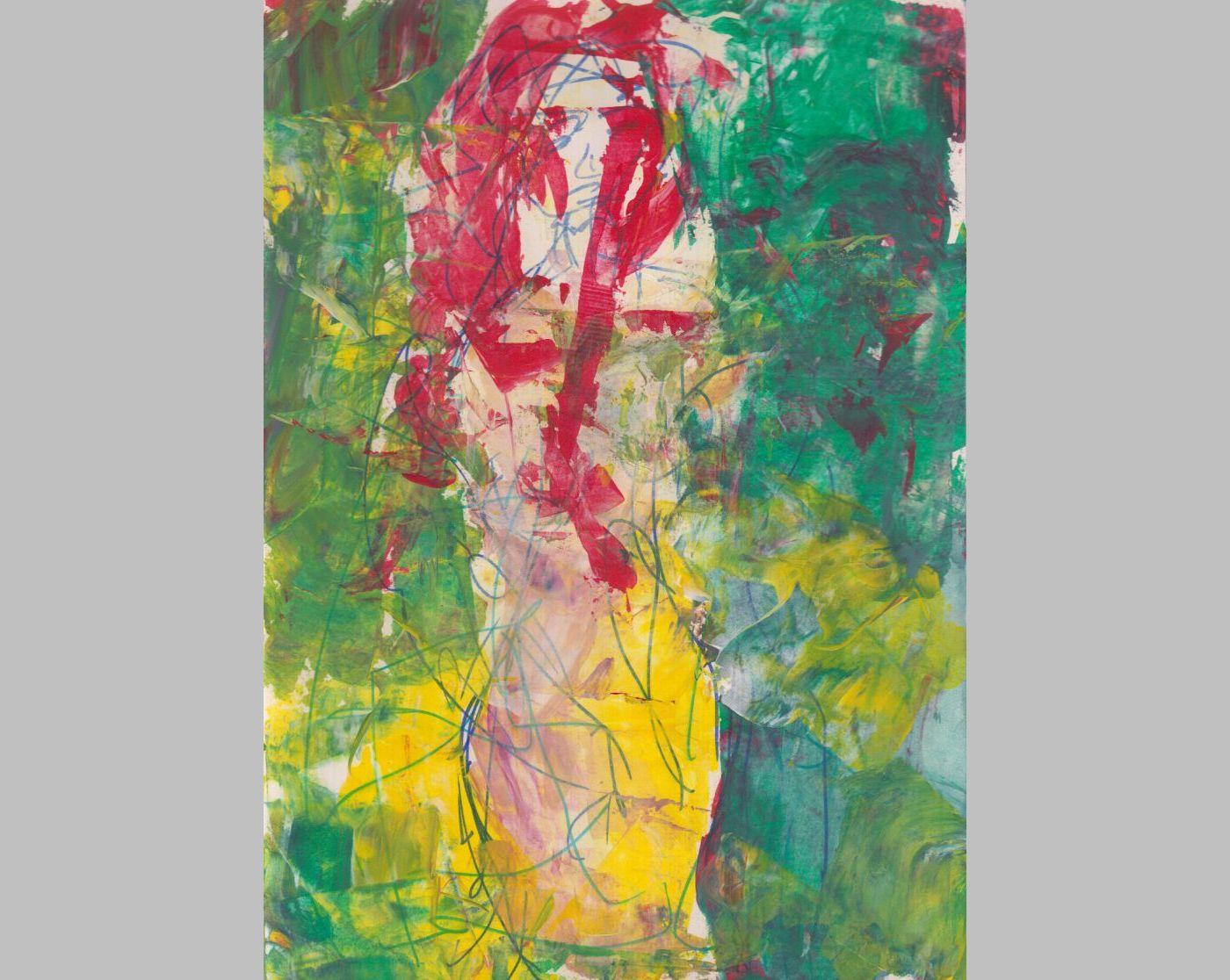 Ohne Titel (2014, 21 x 29,7 cm, A4)