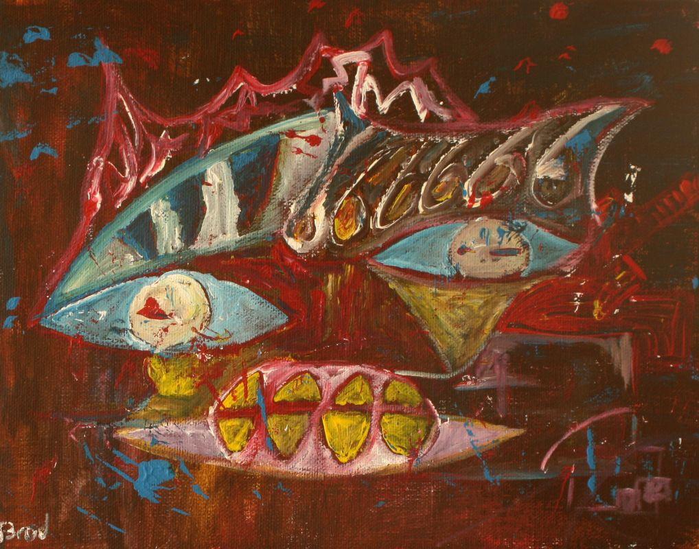 Jäger der Meere (2014, ca. 20 x 24 cm)