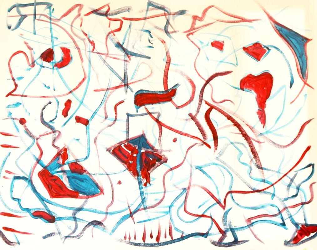 Ohne Titel (2014, 30 x 40 cm)