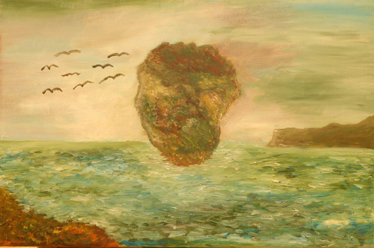 Ohne Titel (2011, 20 x 30 cm)