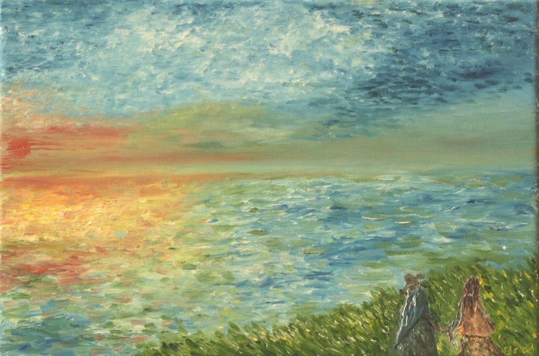 Verbundenheit (2012, 20 x 30 cm) vergeben