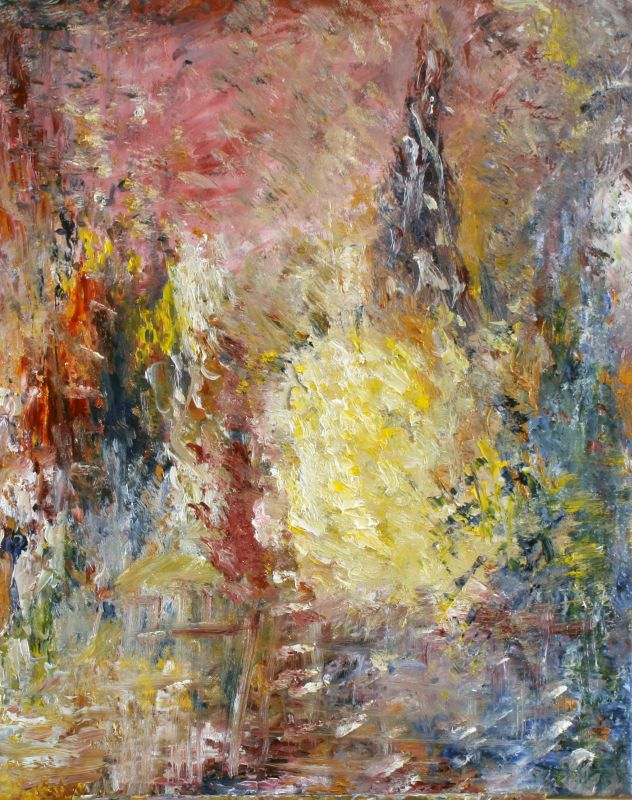 Traumland (2012, 40 x 50 cm)