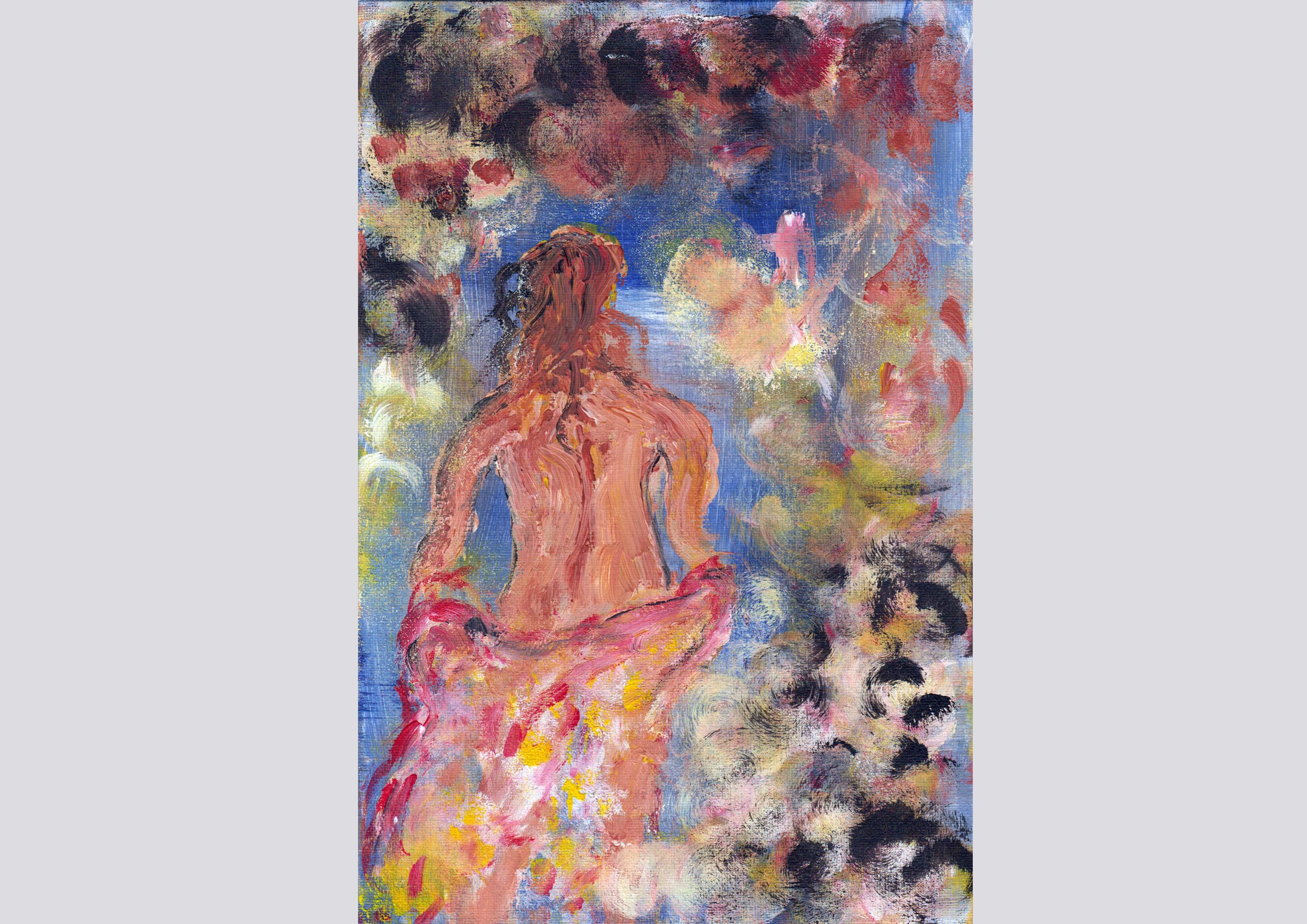 Frei sein (2013, 21 x 29,7 cm)