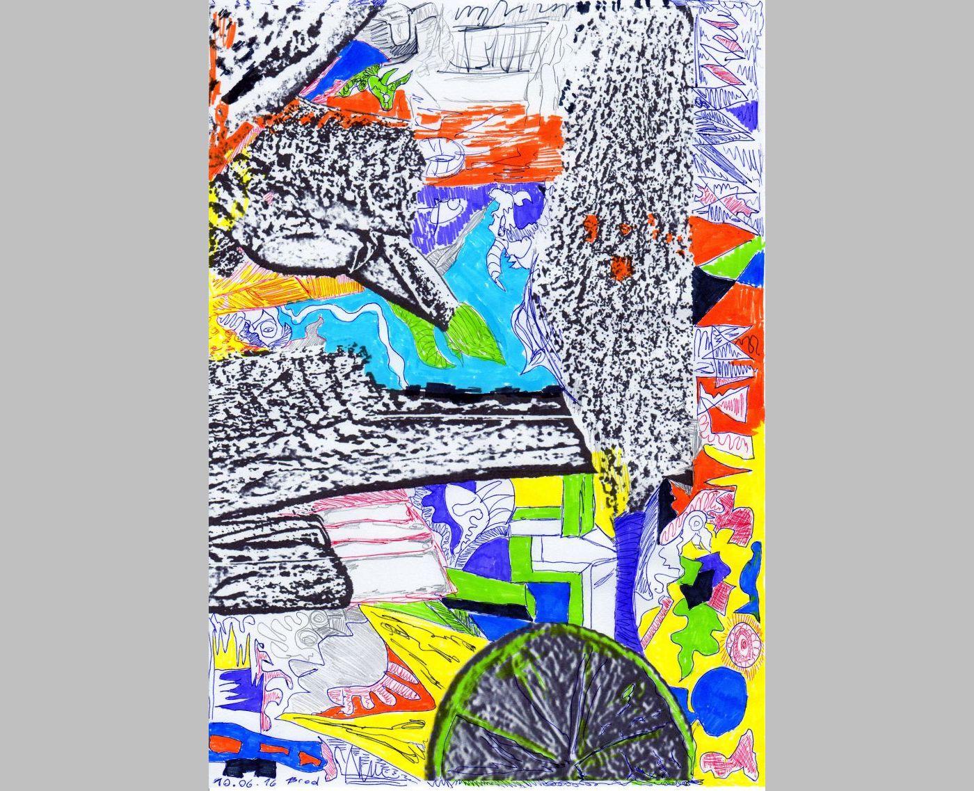 Ohne Titel (10.06.2016, 21 x 29,7 cm, A4)